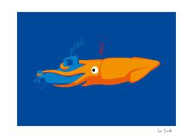 Squid love