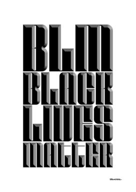 BLACK LIVES MATTER - Relief