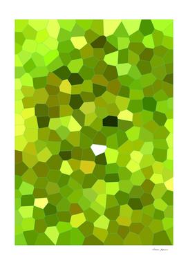 Lemon Cake Mosaic Pattern