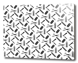 Barbers Shop Pattern