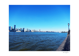 From Manhattan, NYC