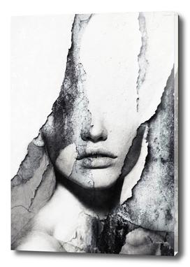 Crumbling ...