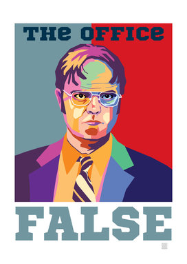 The Office Dwight Schrute False