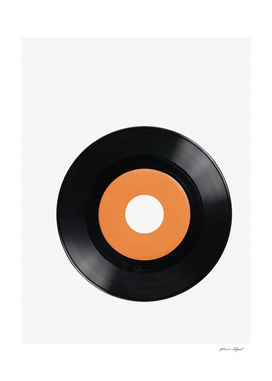 Orange Vinyl