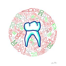 Teeth Tooth random doodles