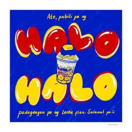 HALO-HALO