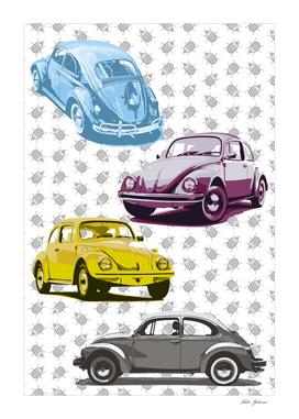 CMYK Beetles