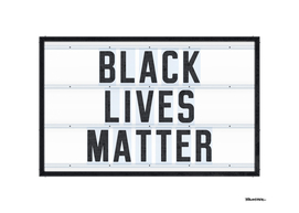 Black Lives Matter - Lightbox
