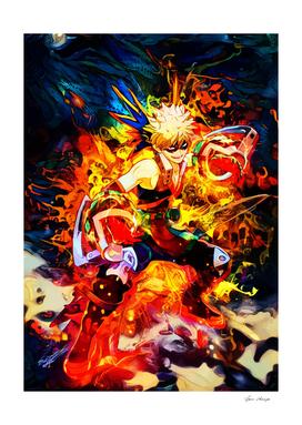Explosion guy