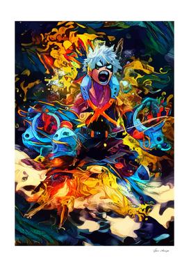 Explosion hero