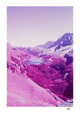 Dolomites in Infrared #5