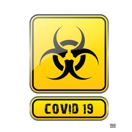 Biohazard ! COVID-19