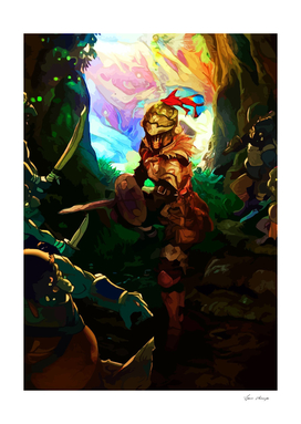 Cave Bolg