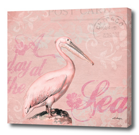 Retro Pelican