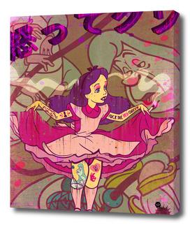 Alice F'n Mad