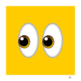 Emoji Side Eyes