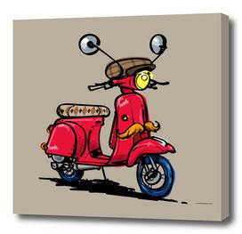 rideOrama hipster Bike