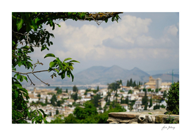 A view from Alhambra