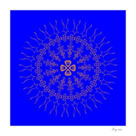 Arabian magic pattern