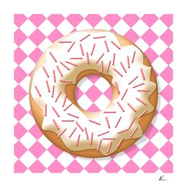 Donut | Pop Art