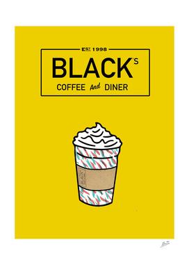 Blacks Coffee
