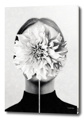 White flower ...