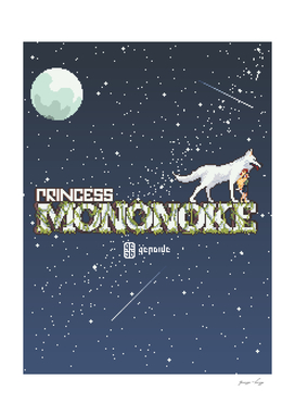 Princess Mononoke #1