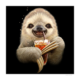 SLOTH SOFT DRINK