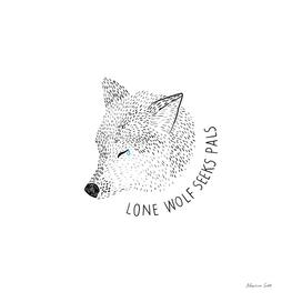 Lone Wolf Seeks Pals