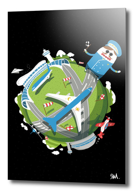 My Planet_Airport Land