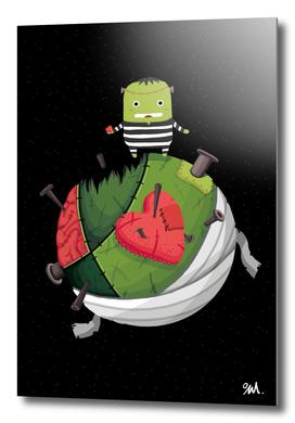 My Planet_Frankenstein