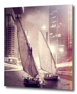 Back to roots sailing