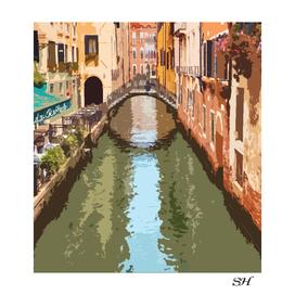 The Beauty of Venice