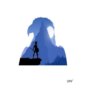 Spartan and eagle manipulation
