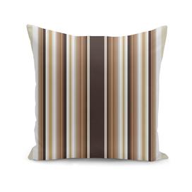 Vintage brown vertical stripes