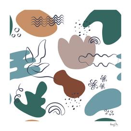 Abstract Organic