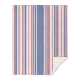 Vintage salmon vertical stripes pattern