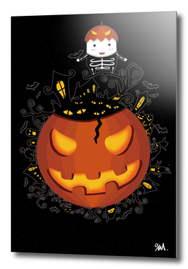 My Planet_Jack O'lantern