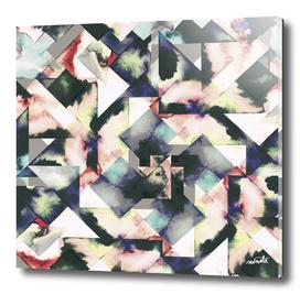 Watercolor tiles