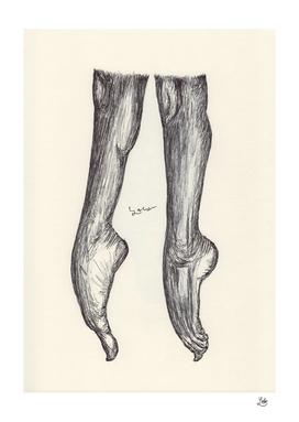 Ballpen Feet 2