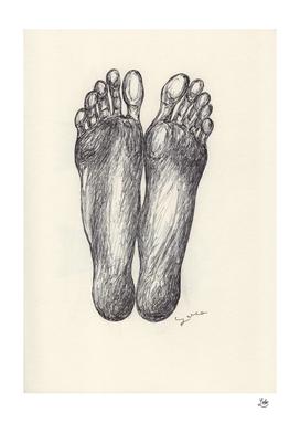 Ballpen Feet 4