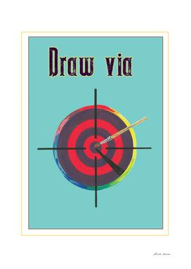 Draw Via