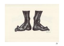 Ballpen Feet 8