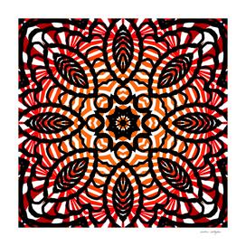 Kaleidoscope mandala art #1