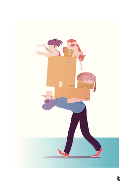 STAY AT HOME - HOUSE MOVE