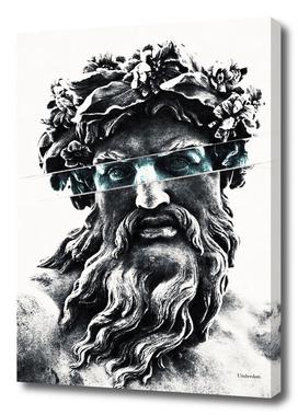 Zeus the king of gods
