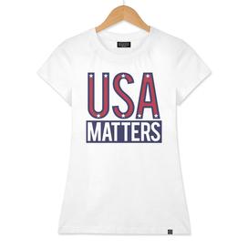 USA Matters Bright