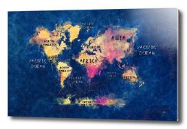 world map 13