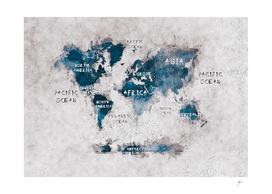 world map 16