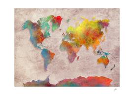 world map 19